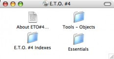 Apple E.T.O. (Essentials - Tools - Objects) 1991 Disc Collection (1991)