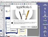 AppleWorks 6.0 J (2000)
