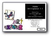 Adobe Art Explorer Deluxe (1995)