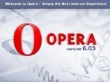 Opera Browser 6.03 (2003)