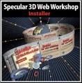 Specular 3D Web Workshop (LogoMotion 2 + TextureScape 2) (1996)