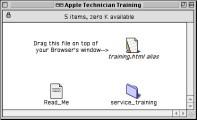 Apple Technician Training CD (2002 edition) (2002)