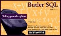 Butler SQL 2.5.2 (1998)