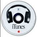 iTunes 1.0 Dutch version, CD image (2001)
