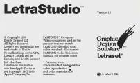 LetraStudio 1.0 (1988)