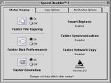 Connectix Speed Doubler 2.0.x (1996)
