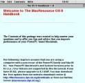 The OS 8 Handbook (1998)
