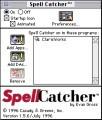 Spell Catcher 1.5.6 (1996)