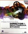 Macromedia Director 6.5 Multimedia Studio (1998)