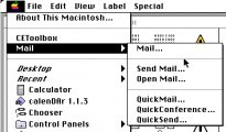 QuickMail Client (1993)