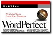 WordPerfect 3.1 [Novell] (1994)