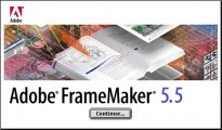 Adobe FrameMaker 5.5.6 (1998)