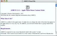 AMICO 2.1 (1997)
