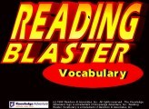 Reading Blaster: Ages 9-12 (1998)