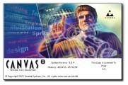 Deneba Canvas 8.0.6 (2001)