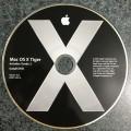 691-5305-A,2Z,Mac OS X v10.4 Tiger. Includes Xcode 2. Install Disc 2005 (DVD) (2005)