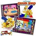 The Simpsons Cartoon Studio (1996)