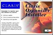 Claris Organizer 1.x (1994)