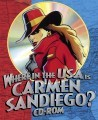 Where in the USA Is Carmen Sandiego? CD-ROM (1994)
