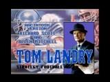 Tom Landry Strategy Football (1993)