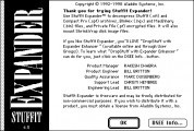 StuffIt DropStuff with EE 4.5 (1998)