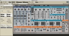 Native Instruments Reaktor Session One Carbon (future music edition 2003) vst, au, os9, osX (2003)