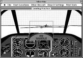 P51 Mustang Flight Simulator (1988)
