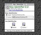 Mac Identifier (1997)