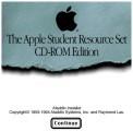 Apple Student Resource Set (1994)