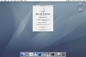 Mac OS X Server 10.4.7 (Tiger) (2005)