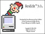 ResEdit 3.0d1 PPC-Copland Ready (1996)