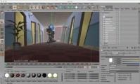 Cinema4D R11 Demo (2009)