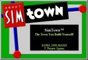 SimTown (1995)