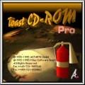 Toast CD-ROM Pro 2.5.6 (1993)