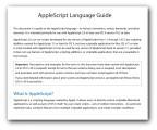 AppleScript Language Guide (PDF) (2008)