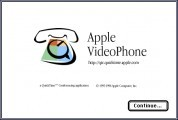 Apple VideoPhone Lite 1.5 (1996)