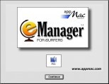 AppMac eManager 1.1 (2001)