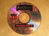 PrintMaster Gold 4.0 Publishing Suite (1997)