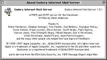 Eudora Internet Mail Server (EIMS) (1998)