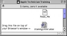 Apple Technician Training CD (2001 edition) (2001)