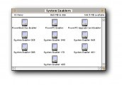 Macintosh System Enablers (1998)