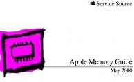 Apple Memory Guide (2000)