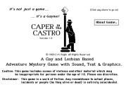 Caper in the Castro (aka Murder on Main Street) (1989)