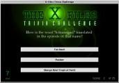 X-Files Trivia Challenge (1998)
