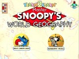 Master Snoopy's World Geography (1995)