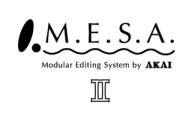 Akai MESA II. (1997)