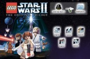 LEGO Star Wars II: The Original Trilogy (2007)