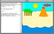 Adventure Island (text based) (1998)