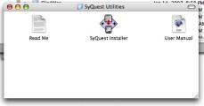 SyQuest Utilities 4.0.1 (1999)