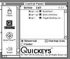 QuicKeys 1.2 (1996)